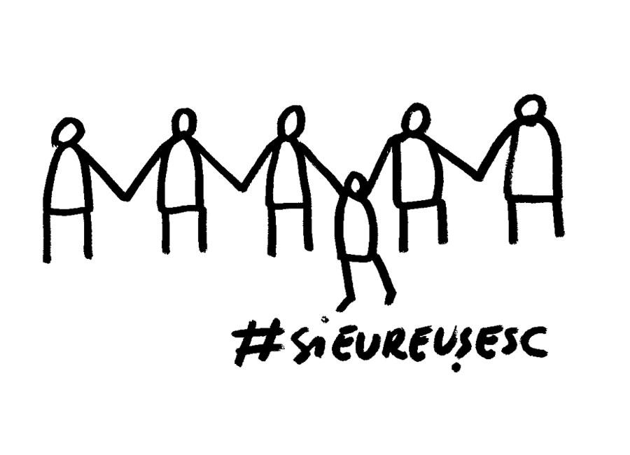 #SiEuReusesc